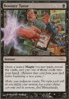 Promotional: Booster Tutor (Arena Promo)