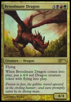 Promotional: Broodmate Dragon (Store Foil)