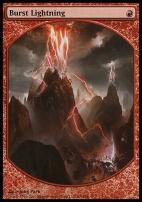 Promotional: Burst Lightning (Textless)
