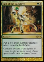 Promotional: Call of the Conclave (FNM Foil)
