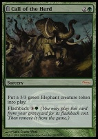 Promotional: Call of the Herd (Grand Prix Foil)