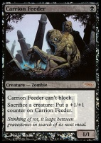 Promotional: Carrion Feeder (FNM Foil)