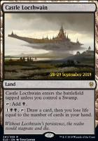 Promotional: Castle Locthwain (Prerelease Foil)