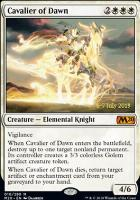 Promotional: Cavalier of Dawn (Prerelease Foil)