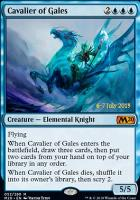 Promotional: Cavalier of Gales (Prerelease Foil)
