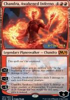 Promotional: Chandra, Awakened Inferno (Prerelease Foil)
