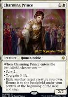 Promotional: Charming Prince (Prerelease Foil)