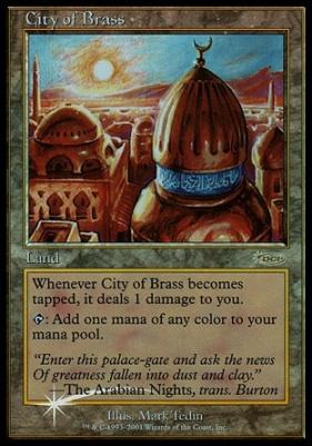 Promotional: City of Brass (JSS Foil)