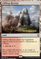 Promotional: Clifftop Retreat (Prerelease Foil)