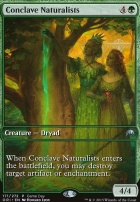 Promotional: Conclave Naturalists (Game Day Extended Art)