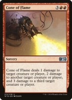 Promotional: Cone of Flame (Welcome 2016)