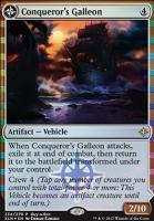 Promotional: Conqueror's Galleon (Buy-a-Box Foil)