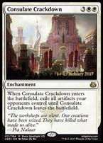 Promotional: Consulate Crackdown (Prerelease Foil)