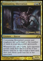 Promotional: Consuming Aberration (Prerelease Foil)