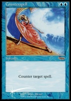 Promotional: Counterspell (Judge Foil)