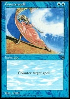 Promotional: Counterspell (Legend Promo)