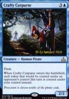 Promotional: Crafty Cutpurse (Prerelease Foil)
