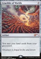 Promotional: Crucible of Worlds (World Championship Foil)