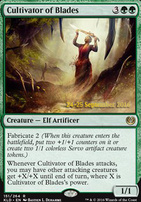 Promotional: Cultivator of Blades (Prerelease Foil)