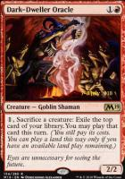 Promotional: Dark-Dweller Oracle (Prerelease Foil)