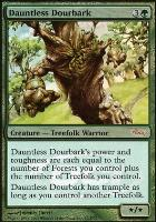 Promotional: Dauntless Dourbark (DCI Foil)