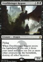 Promotional: Deathbringer Regent (Prerelease Foil)