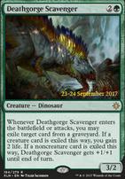 Promotional: Deathgorge Scavenger (Prerelease Foil)