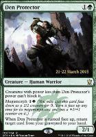 Promotional: Den Protector (Prerelease Foil)