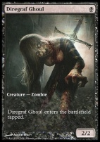 Promotional: Diregraf Ghoul (Game Day Extended Art)