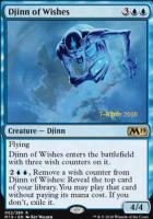 Promotional: Djinn of Wishes (Prerelease Foil)