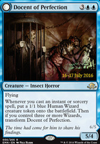 Promotional: Docent of Perfection (Prerelease Foil)