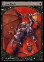 Promotional: Doom Blade (Textless)