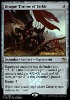Promotional: Dragon Throne of Tarkir (Launch Promo)