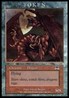 Promotional: Dragon Token (Onslaught)