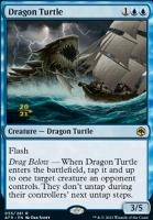 Promotional: Dragon Turtle (Prerelease Foil)