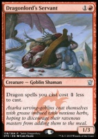 Promotional: Dragonlord's Servant (Dragonfury Promo)