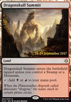 Promotional: Dragonskull Summit (Prerelease Foil)