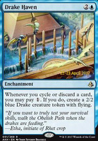 Promotional: Drake Haven (Prerelease Foil)