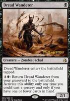 Promotional: Dread Wanderer (Prerelease Foil)
