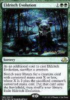 Promotional: Eldritch Evolution (Prerelease Foil)