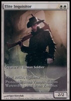 Promotional: Elite Inquisitor (Game Day Extended Art Foil)