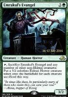 Promotional: Emrakul's Evangel (Prerelease Foil)