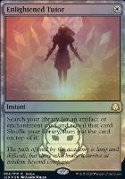 Promotional: Enlightened Tutor (Judge Foil)