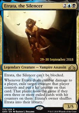 Promotional: Etrata, the Silencer (Prerelease Foil)