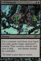 Promotional: Evil Presents (Holiday Foil)