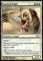 Promotional: Exalted Angel (Judge Foil)