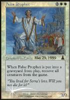 Promotional: False Prophet (Prerelease Foil)