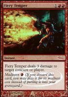 Promotional: Fiery Temper (Gateway Foil)