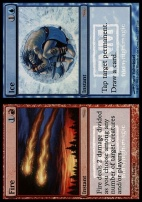 Promotional: Fire // Ice (FNM Foil)