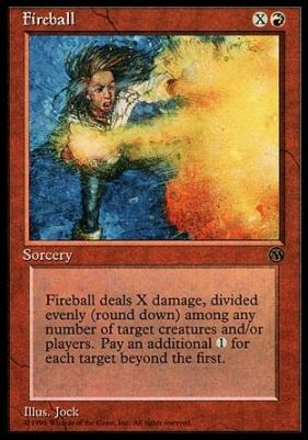 Promotional: Fireball (Arena)